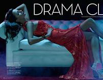 Ocean Drive Magazine Dec 2012 Fashion Editorial