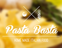 Pasta Basta | Visual Ident & Branding