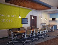 Alliance Data 3d Interior