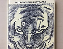 BALLPOINTPEN ILLUSTRATOR SMALL BOOK 3