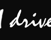 Drive Trailer typolution animation