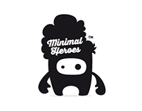Minimal Heroes Identity