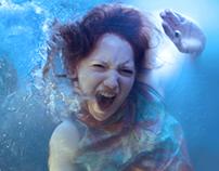 human aquarium