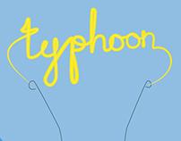 Typhoon Poster