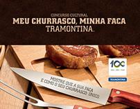 Concurso Cultural Tramontina Churrasco