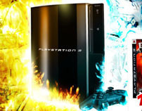PS3 poster