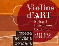 Violins d'art 2012