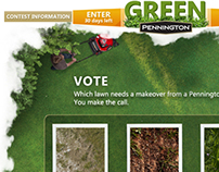 Pennington Seed Get to Green Photo Contest