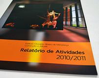 Relatório Atividades IORM 2010/2011