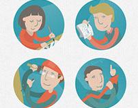 People (illustrations)
