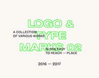 Logo & Type Marks 02