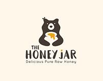 Branding The Honey Jar, raw honey