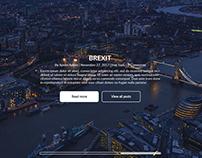 Brickendon • Web Design