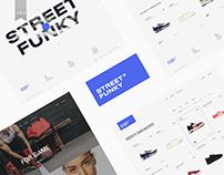 STREET FUNKY — E-Store