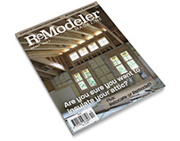 ReModeler Magazine Layout