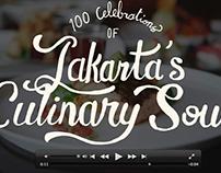EAT Jakarta 2015 - Lettering Artworks
