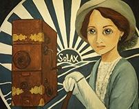"Alice Guy-Blaché ""Mujeres"""