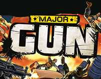 Major GUN - Textures
