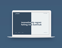 Oregano free website template