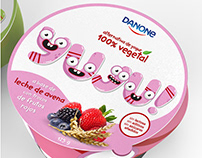 Yuju! Monster Faces | Yogurt for kids