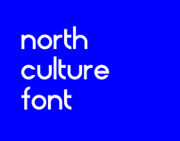 north culture [free font]