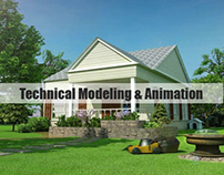 Technical Modeling & Animation