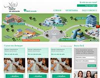 NÓS - Abril Educação Website