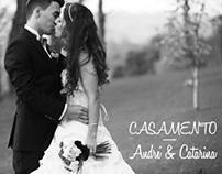 [Vídeo] Casamento Andre & Catarina