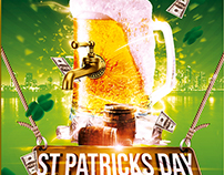 St. Patricks Day | Flyer Template