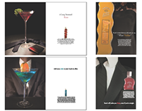 Rose's Cocktail Infusions - Advertising