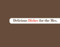 Delicious Dishes for the Mrs. - cookbook