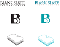 Blank Slate Technologies - logo design