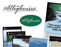 The Alleghenies Branding