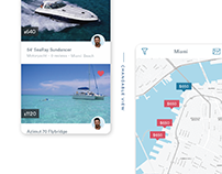 Sailo app - renting your dream boat