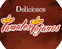 Logo Tamales Tejanos