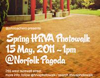 Spring HRVA Photowalk (2011)