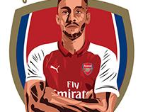 Aubameyang Arsenal FC