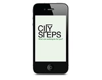 City Steps Mobile App