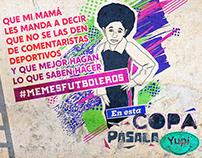 YUPI - CAMPAÑA COPA AMÉRICA (LICITACIÓN)