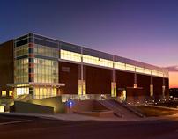 University of Tennessee Allan Jones Aquatic Center