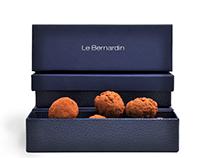 Le Bernardin: Petit Four Box