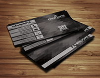 Corporate Freedom Business Card