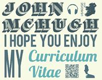 Curriculum Vitae / Resumé