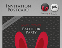 FREE Bachelor Party Invitation