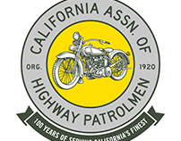 CHP Logo Illustrated by Steven Noble