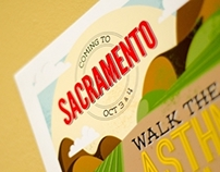 SEIU Healthy California Posters
