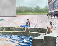 Rainwater Schoolyard