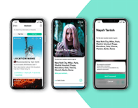 Travel App iOS