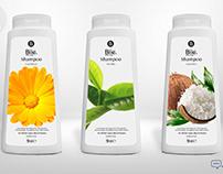 Product Design (Shampoo)
