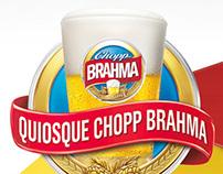 Mesa Touch | Quiosque Choppp Brahma